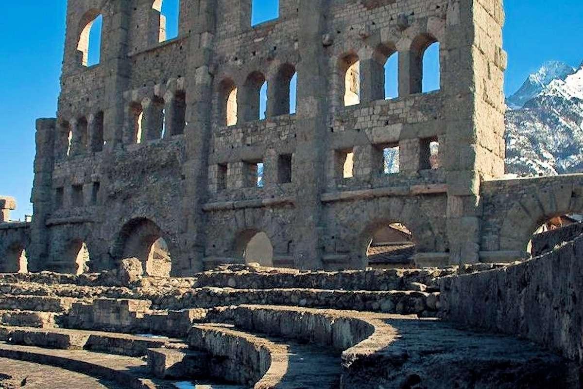 Roman Aosta Summer