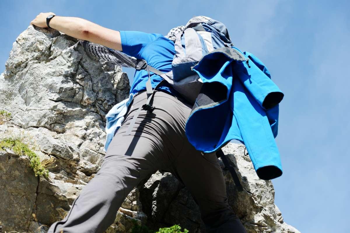 Climbing Summer