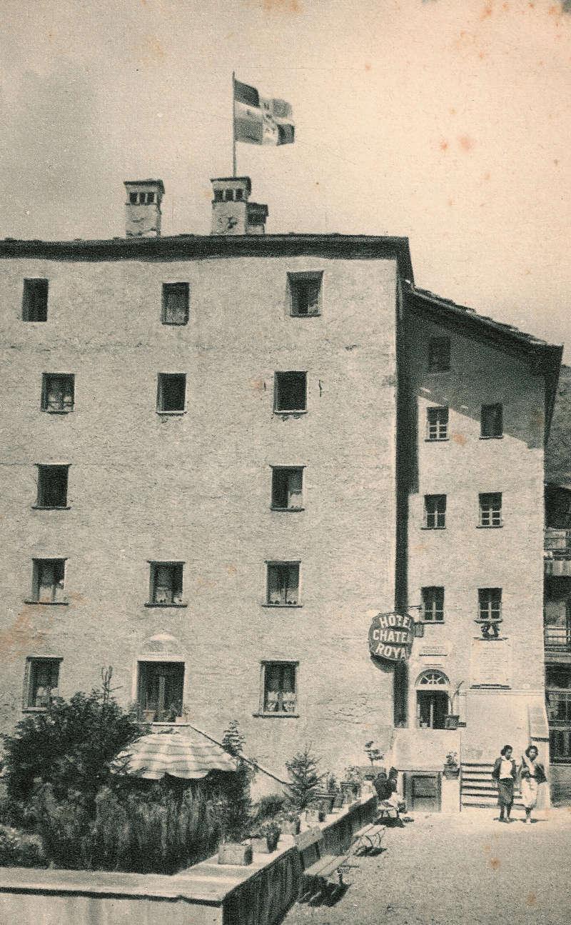 La storia del residence