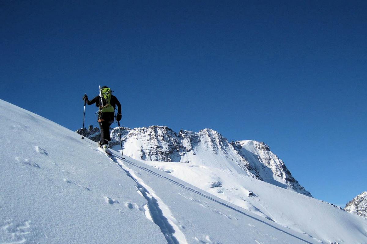 Sci alpinismo Inverno