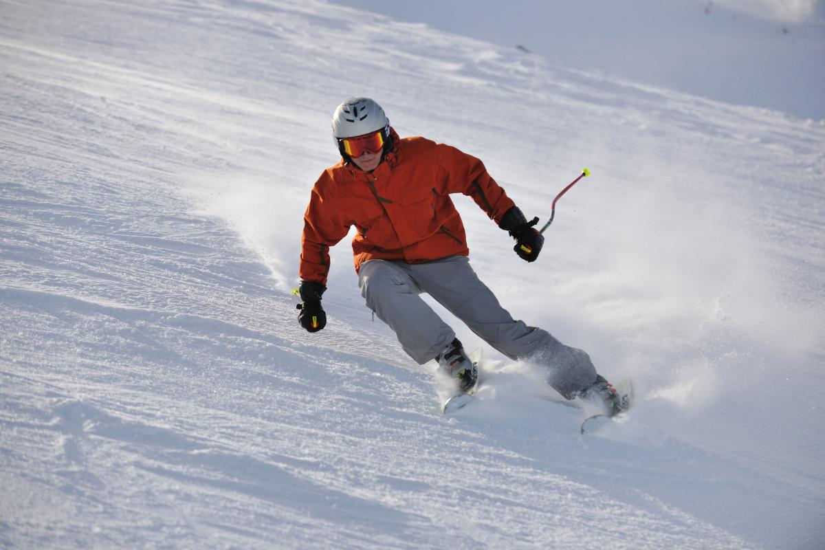 Ski alpin Hiver